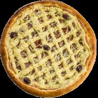 Pizza de Lombinho (c/ mussarela)