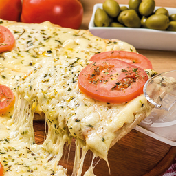 Pizza de Mussarela - 35cm