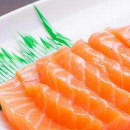 07 Sashimi Salmão 5 Unidades
