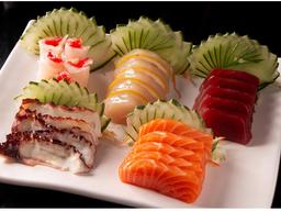 Monte Mix Sashimi 25