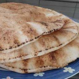 Dúzia de Pão Sírio