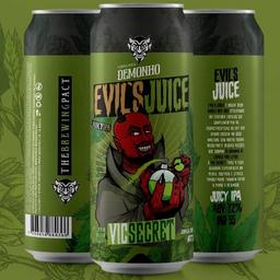 Demonho evil's juice vic secret lata 473ml