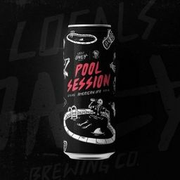 Pool Session-american Ipa-locals Only-1l