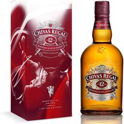 Whisky Escocês Chivas Regal 12 Anos 750ml