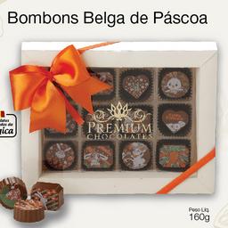 Bombons Belga de Páscoa