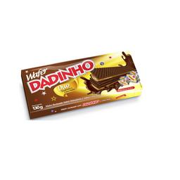 Wafer Duo Dadinho e Chocolate
