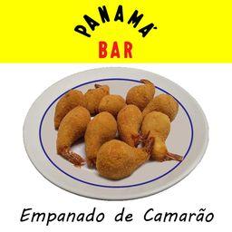 10 Empanados de Camarão