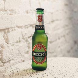 Cerveja Beck's Lager Puro Malte 330ml