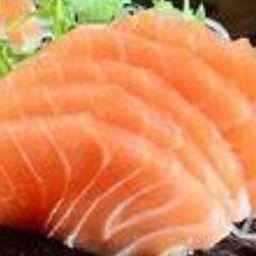Sashimi salmão (8 fatias )