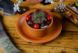 Salada Camponesa Vegana