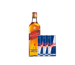 Combinho Whisky Red Label