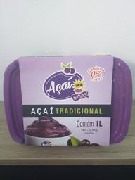 Açaí Tradicional - 1L