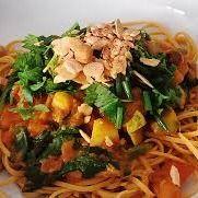 Espaguete Vegano