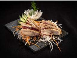 Sashimi de Atum Maçaricado - 8 Unidades