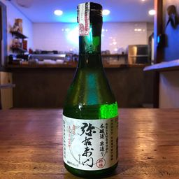 Sake yauemon honjozo kanzukuri