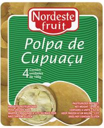 Polpa de Cupuaçu Nordeste Fruit - 400g
