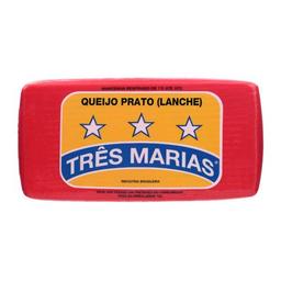 Queijo Prato Três Marias - 100g