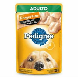 Pedigree Adulto Cachorro de Frango 100g