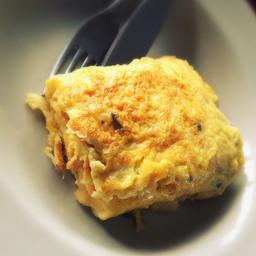 Omelete de Dois Queijos