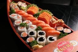 Mix salmão 40 peças - ideal 2 pessoas