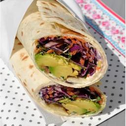 Shawarma nabati Vegetariano