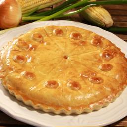 Torta de Palmito (vegana)