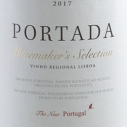 Vinho portada winemaker's selection