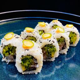 Uramaki - Spicy Yellowtail