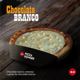 Pizza de Chocolate Branco - Broto