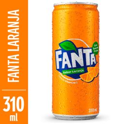 Fanta Lata 310ml