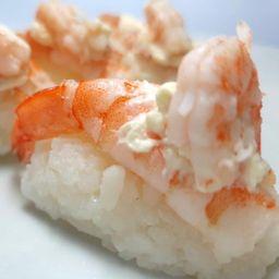 Sushi Ebi - 8 Unidades