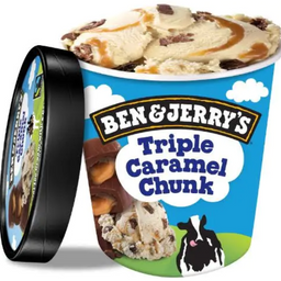 Sorvete Ben Jerry's 458ml