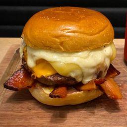 Cheese Bacon BBQ