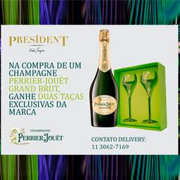 ESPECIAL GANHE 2 TAÇAS - Champagne Perrier-Joüet Grand Brut