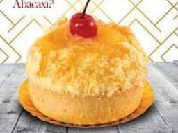 Tortinha de Creme com Abacaxi - 150g