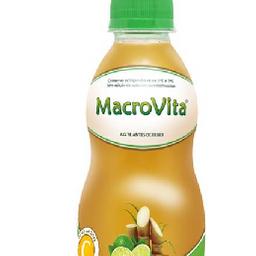 Suco Macrovita de Caldo de Cana e Limão 300ml