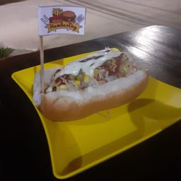 Hot Dog Tradicional 15cm