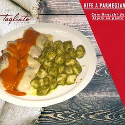 Bife à Parmegianni