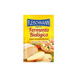 Fleischmann Fermento Biológico Seco Instantâneo