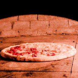 Pizza Média 6 Pedaços (2 Sabores)