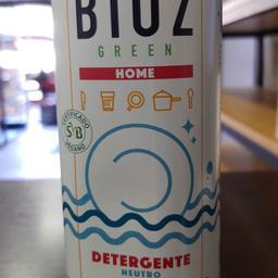 Detergente neutro 600ml - biozgreen