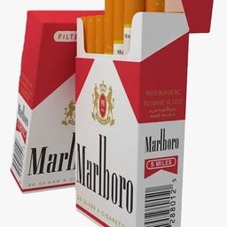 Marlboro Red Box