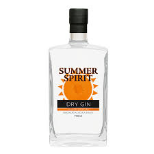 Summer Spirit Dry Gin - 750ml