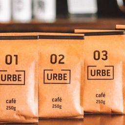 Trio de cafés urbe