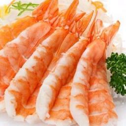 Sashimi De Camarão - 5 Peças