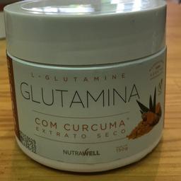 Glutamina com Cúrcuma 150g