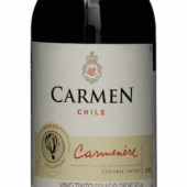 Vinho Carmen Insigne Cabernet Sauvignon  375ml