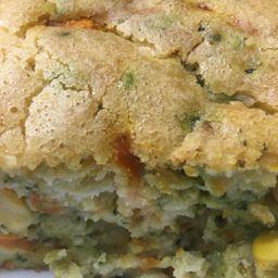 Torta Caseira de Legumes - 350g