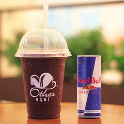 Other cup açaí bull 500 ml