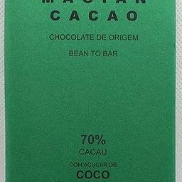 Chocolate Bean To Bar com Açúcar de Coco